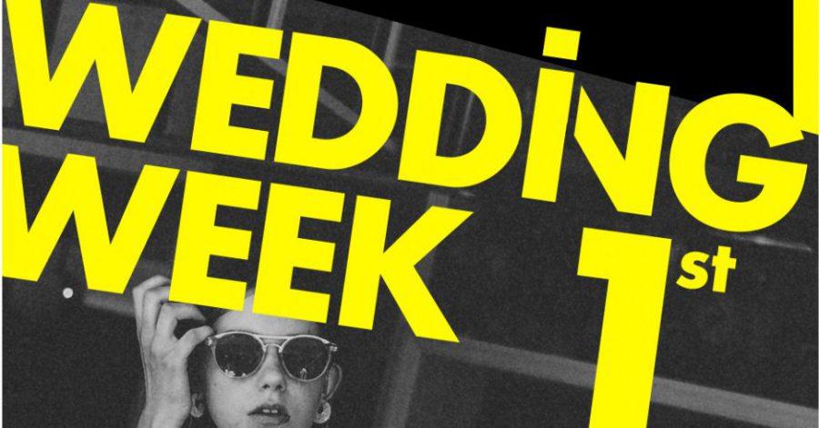G.W. WEDDING FAIR!! 4/28~5/5